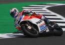 L'ordine di arrivo del Gran Premio di MotoGP di Gran Bretagna