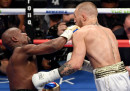 Mayweather ha battuto McGregor