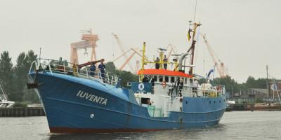 La nave di una ong è stata sequestrata