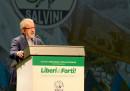 """Roberto Maroni non ha chiaro chi siano questi """"sovranisti"""""""
