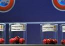 Playoff di Europa League: il Milan giocherà contro lo Shkëndija