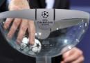 Napoli-Nizza negli spareggi di Champions League