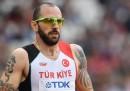 Il turco Ramil Guliyev ha vinto l'oro nei 200 metri ai Mondiali di atletica