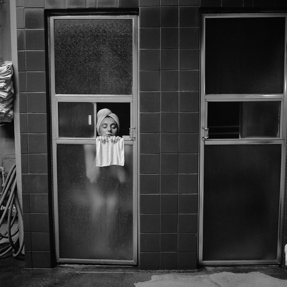 Bathers - Ruth Kaplan