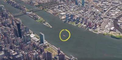 La minuscola isola di New York dove nessuno può andare