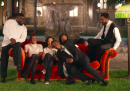 "Il video di ""Moonlight"" di Jay-Z, con un episodio di ""Friends"" rifatto da attori neri"