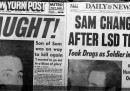 """L'arresto di """"Son of Sam"""", 40 anni fa"""