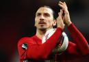 Zlatan Ibrahimović ha lasciato il Manchester United