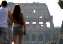 Anche voi a Roma ad agosto?