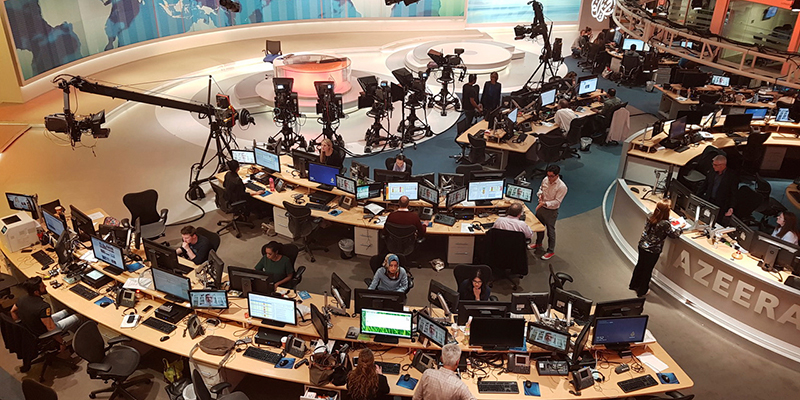 Israele chiude ufficio di Al Jazeera