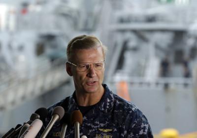La Marina militare statunitense ha rimosso dal suo incarico il capo della flotta nell'Oceano Pacifico