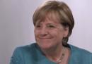 L'emoji preferito di Angela Merkel è lo smiley