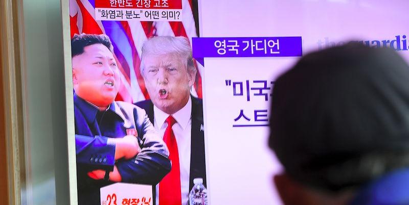 Corea, Kim frena: