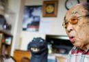 È morto Haruo Nakajima, che recitò nel costume di Godzilla in più di 10 film