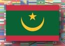 La Mauritania avrà una nuova bandiera