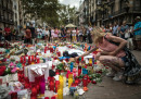 Aftermath Of The Barcelona Terror Attack