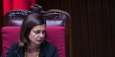 «Laura Boldrini rappresenta molto di quello che i terroristi temono e quindi odiano»
