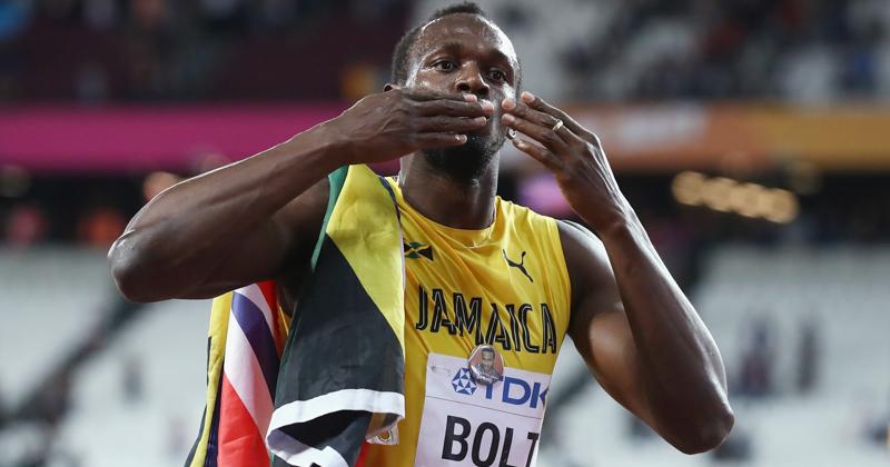 Staffetta 4x100, si chiude con un infortunio la carriera di Bolt