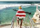 Nuotatori d'inverno, in Australia