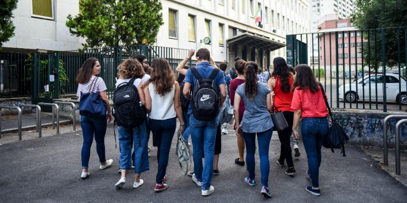 Calendario Inizio Scuola.Calendario Scolastico 2017 18 Inizio E Fine Lezioni E Tutte