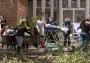 Un 18enne ha ferito quattro persone con una mazza da baseball in un'università australiana