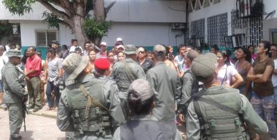 C'è stato un massacro in una prigione nel sud del Venezuela