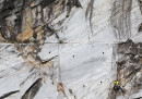 La cava di marmo preferita da Michelangelo