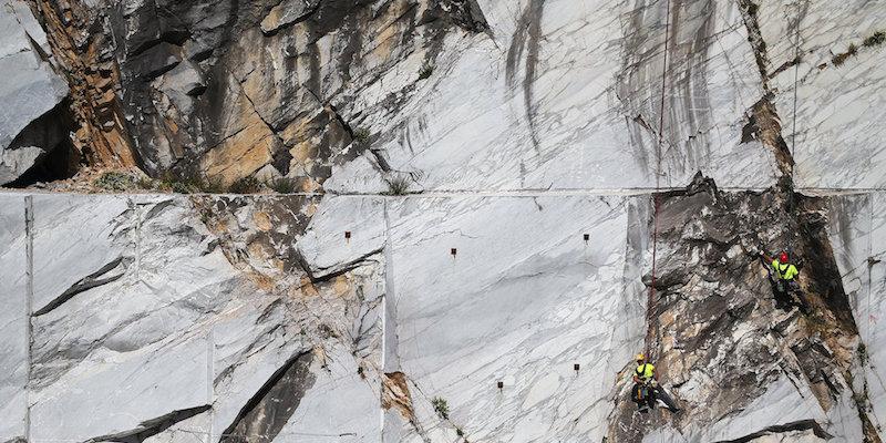 cave marmo toscana