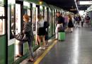 La stazione Centrale della metropolitana M2 di Milano sarà parzialmente chiusa ad agosto