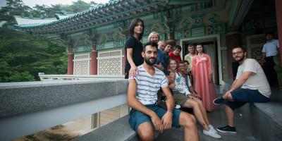 Gli italiani che viaggiano in Corea del Nord