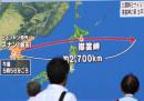 La Corea del Nord ha lanciato un missile sul Giappone