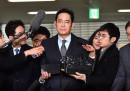 Il capo di Samsung è stato condannato a 5 anni di carcere per corruzione