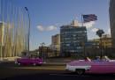 Una strana e misteriosa storia all'ambasciata statunitense a Cuba