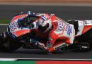Andrea Dovizioso ha vinto il Gran Premio di MotoGP di Gran Bretagna