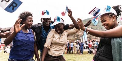 Il Ruanda prima delle elezioni, nelle foto di Marco Longari