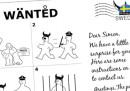 L'Europol ha mandato delle cartoline simpatiche a 21 importanti latitanti