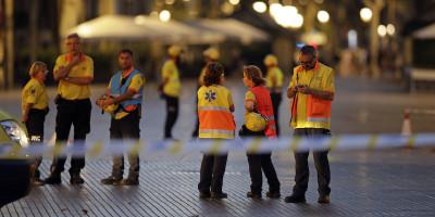 L'attacco sulla Rambla di Barcellona