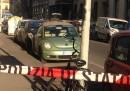 Sono state scarcerate tre delle cinque persone arrestate per la bomba esplosa il primo gennaio a Firenze