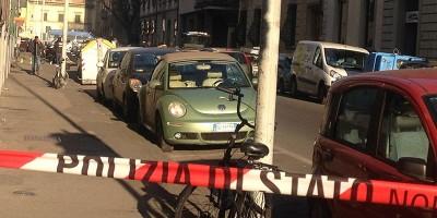 Cinque persone sono state arrestate per la bomba esplosa il primo gennaio a Firenze