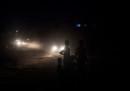 gaza buio