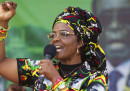La moglie di Mugabe è accusata di aver picchiato una modella in Sudafrica
