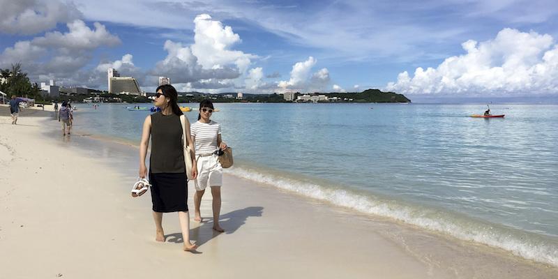 Spiaggia Guam