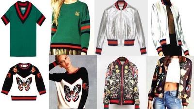 Questi vi sembrano vestiti di Gucci?
