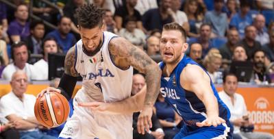 L'Italia di basket ha vinto la sua prima partita degli Europei: ha battuto Israele per 69 a 48