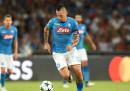 Come vedere Hellas Verona-Napoli in streaming e in diretta tv