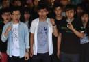 L'attivista di Hong Kong Joshua Wong è stato condannato a sei mesi di carcere