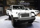 La società automobilistica cinese Great Wall Motor Co. ha detto di voler comprare il marchio Jeep da FCA