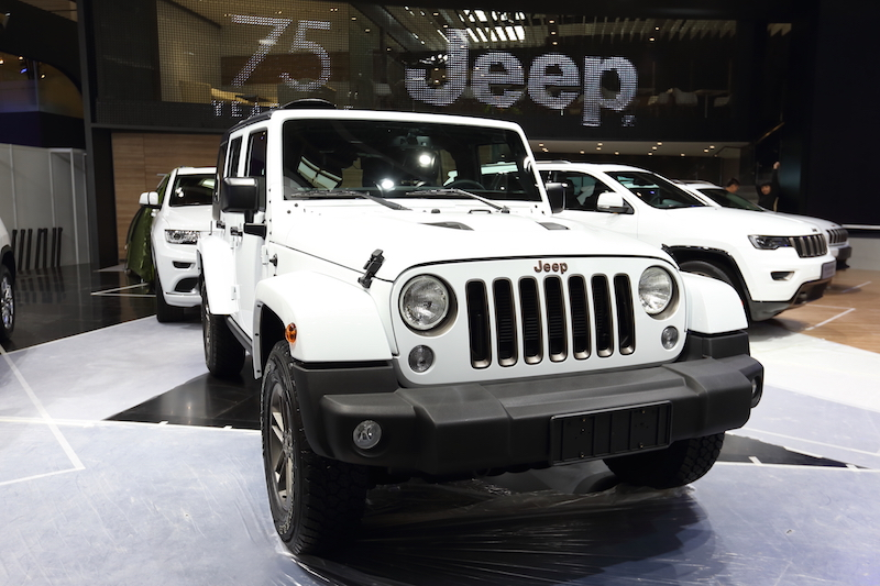 China Auto Show highlights SUVs in slowing market
