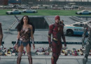 "Il trailer italiano di ""Justice League"""
