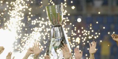 La Supercoppa, il primo trofeo del calcio italiano